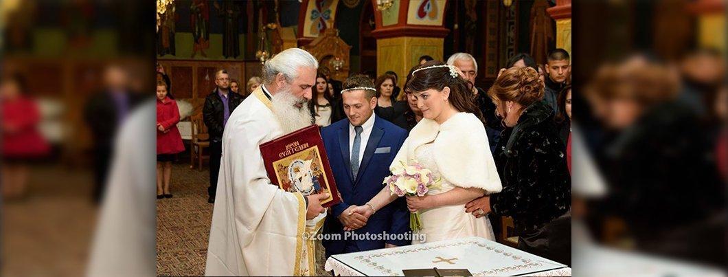 Ο γάμος του Δημήτρη με την Σπυριδούλα στην Αγία Φωτεινή στην Γαβαλού